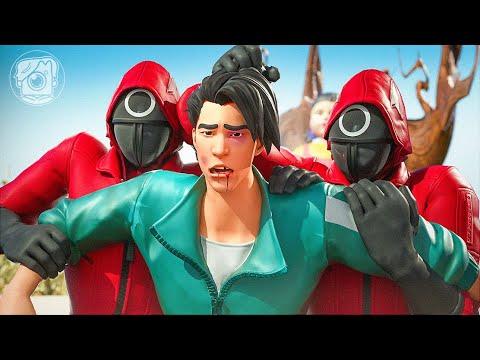fornite x squid game